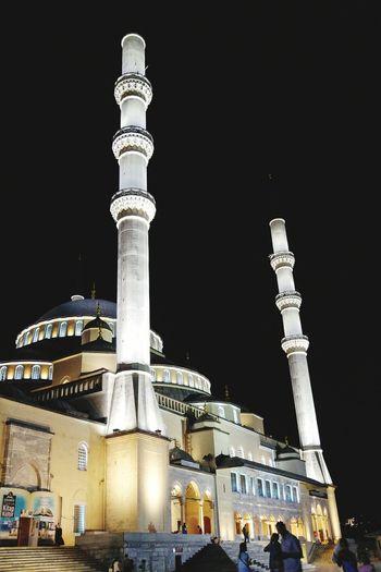 Mosque Kocatepe Camii