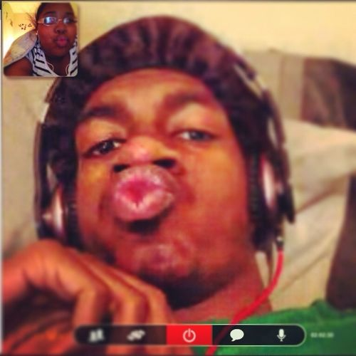 Oovoo Last Night With Bae