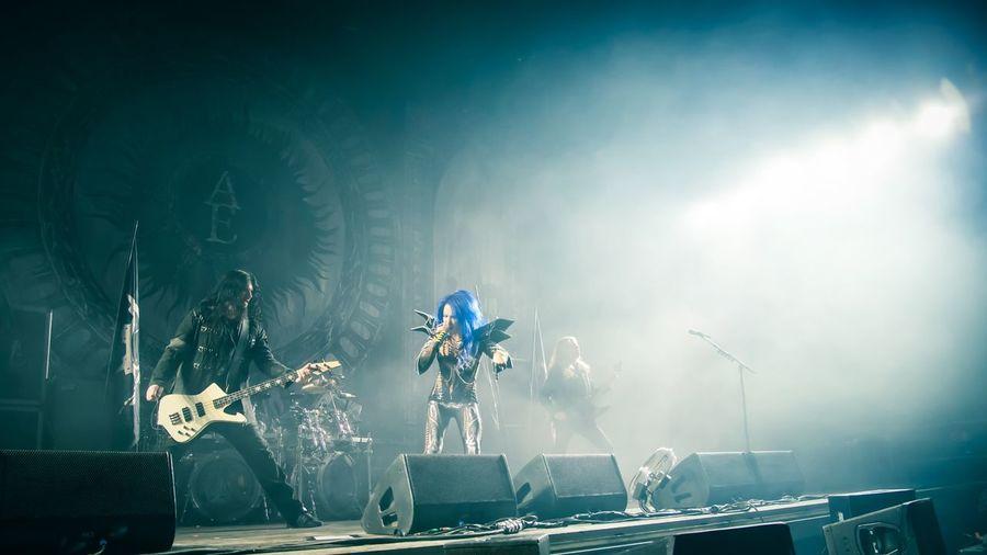 Arch Enemy Rock Concert Concert Photography Photography Picoftheday Photooftheday Art Landscape Press