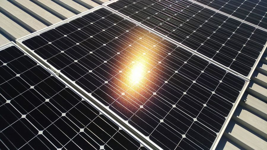 Outdoors No People Pattern Full Frame Backgrounds Low Angle View Day Close-up Metal Grate Nature Photovoltaic Solar Panels Sun Sunlight Photovoltaic Installation