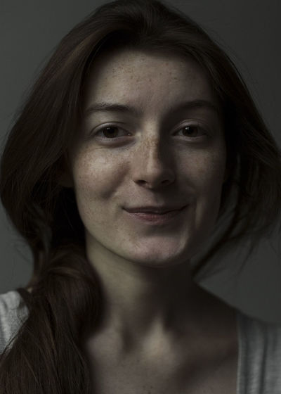 Freckles Sun 2019 Smile Milano Adult Adults Only Beauty Close-up Confidence  Day Formal Portrait Front View Headshot Human Body Part Indoors  Looking At Camera One Person One Woman Only One Young Woman Only Only Women People Portrait Real People Smiling Young Adult Young Women My Best Photo