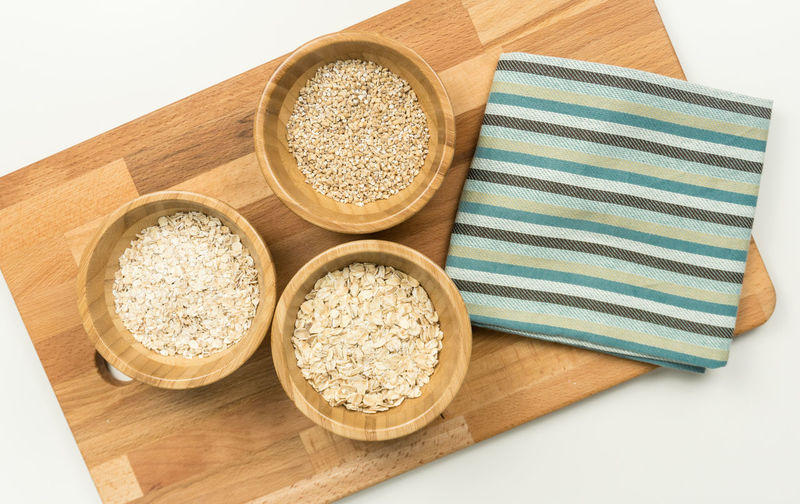 Which Oatmeal is the Healthiest? Breakfast Food Oatmeal Steel Cut Steel Cut Oatmeal Best Kind Of Oatmeal Grains Healthiest Oatmeal Healthy Breakfast Healthy Carbohydrates Healthy Eating Healthy Oatmeal Instant Oatmeal Oatmeal Types Of Oatmeal