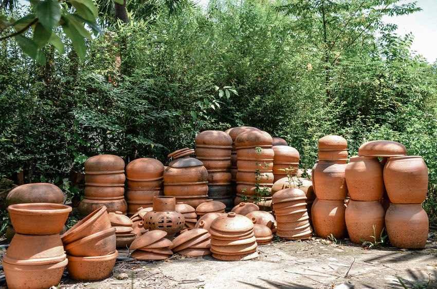 Country Country Life Day Hoi An, Vietnam Light No People Pottery Pottery Art Pottery Village Quang Nam, Vietnam Still Life Thanh Ha Villag Traditional Traditional Jobs Travel Village