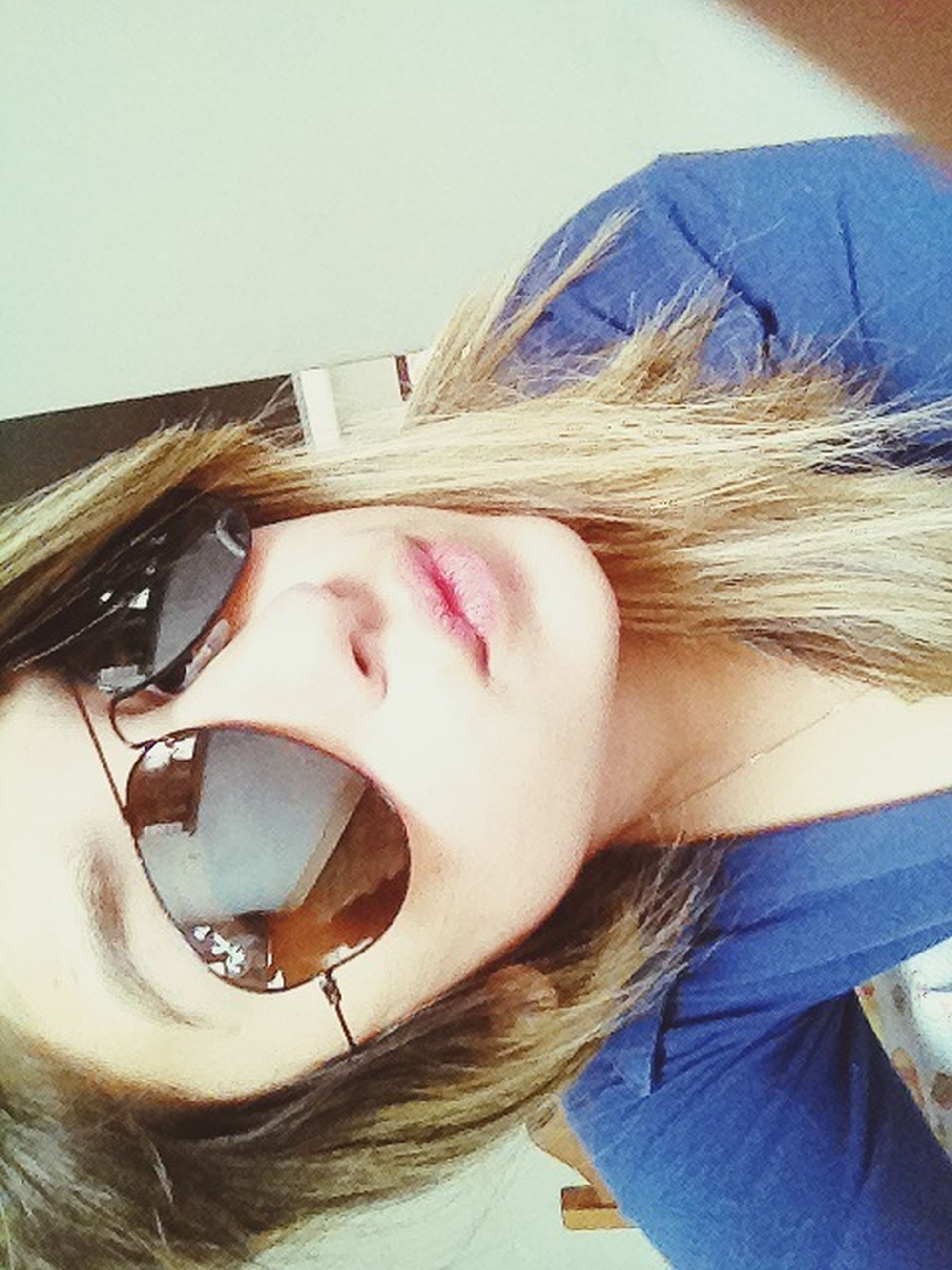 headshot, young adult, person, young women, close-up, lifestyles, portrait, looking at camera, sunglasses, front view, leisure activity, long hair, head and shoulders, human hair, indoors, human face