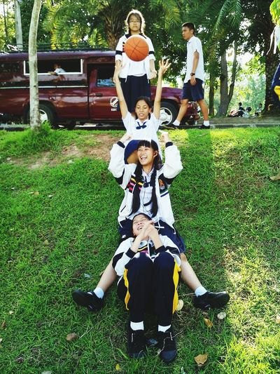 Outdoors The Color Of Sport Fun Basketball Nagi Omo Tree Day Gril Peper