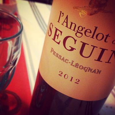 Hello sweetie! Wino Pessacleognan Redwine Instawine Bordeaux