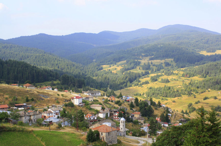 View from above, mountain village , Lilkovo, Bulgaria EyeEm Selects Bulgarian Nature EyeEm Nature Lover EyeEm Gallery Houses Landscape_Collection Nature TOWNSCAPE Architecture Bulgaria Environment High Angle View House Land Landscape Landscape_photography Mountain Mountain Range Mountains Nature No People Outdoors Scenics - Nature Town Tranquil Scene Village Countryside Calm Valley Tiled Roof