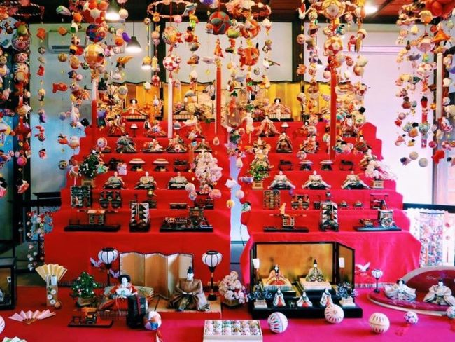 Cultures Variation Indoors  Day Multi Colored Yanagawa Fukuoka Japan Tradition Spring Girls Day Hinamatsuri ひなまつり Temari