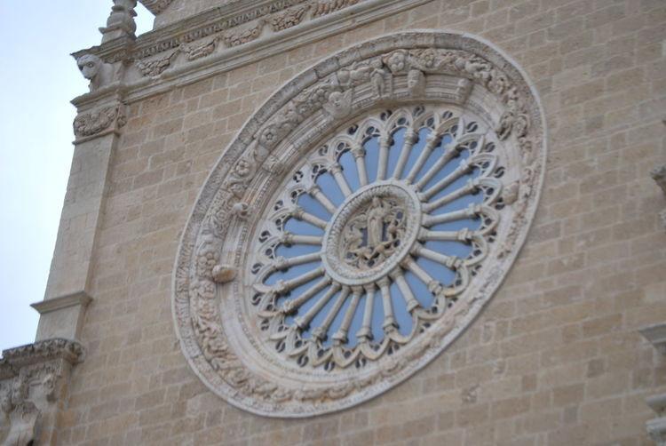 Gravina In Puglia Rosone Della Cattedrale