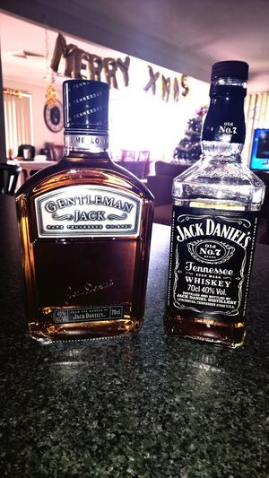 Merry Christmas 😍👌🏼☃🎁 Christmas Spirit Jackdaniels Gentlemanjack Good Day