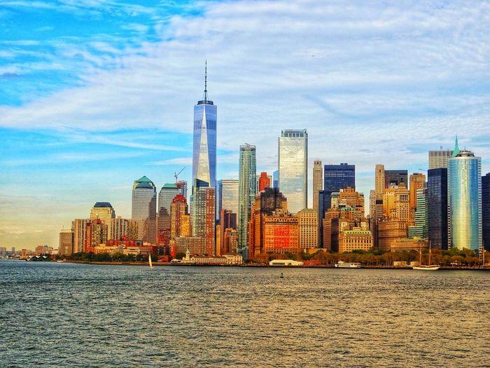 Manhattan Built