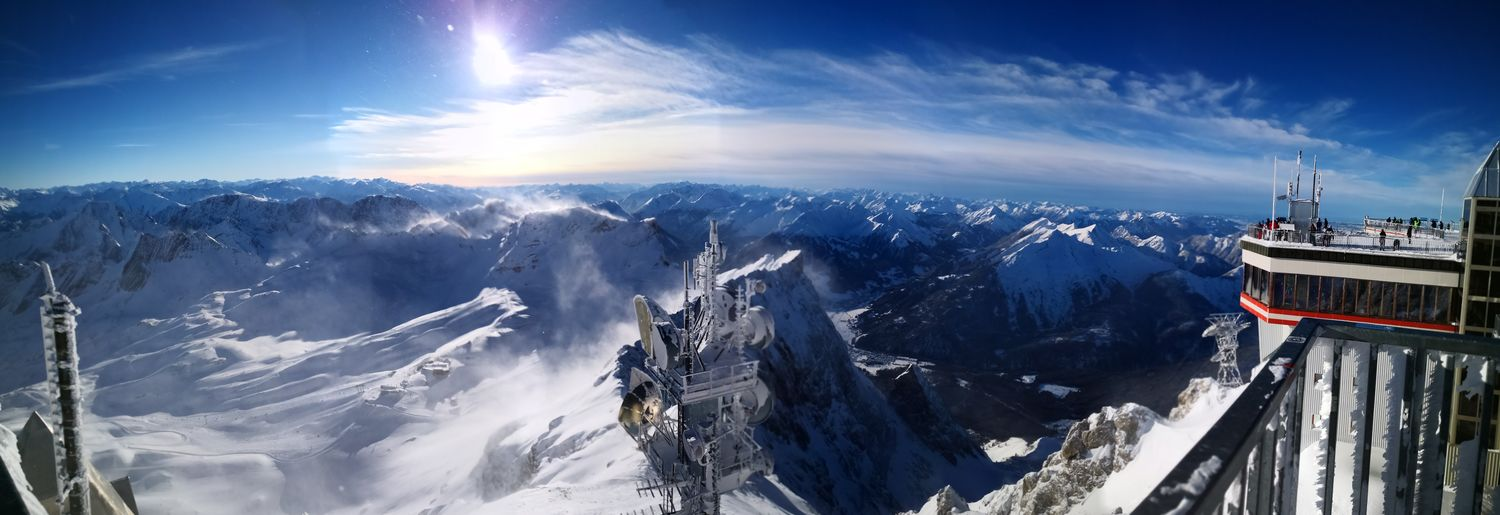 Snow Winter Cloud - Sky Mountain Travel Destinations Cold Temperature Landscape An Eye For Travel