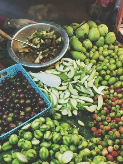 Fruit Food Outdoors Cambodia Kompong Speu Homeland Mango Night Nightmarket Streetfood