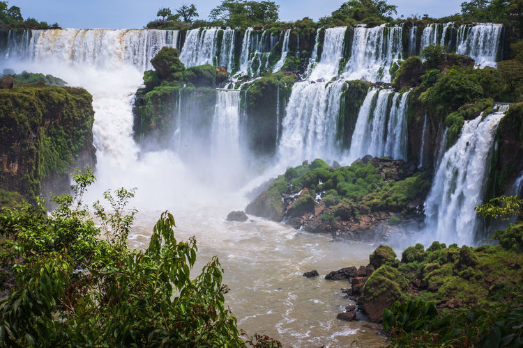 Iguazu Falls /