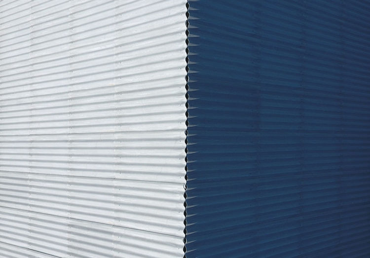 Architecture Backgrounds Blinds Close-up Corrugated Iron Day Full Frame Indoors  No People Pattern Textured