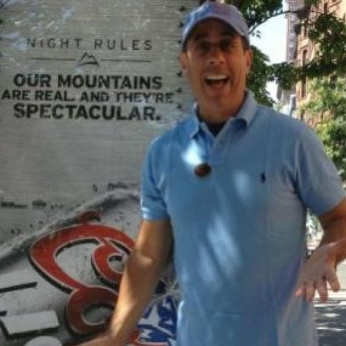 Jerry Seinfeld loves Coorslight lol