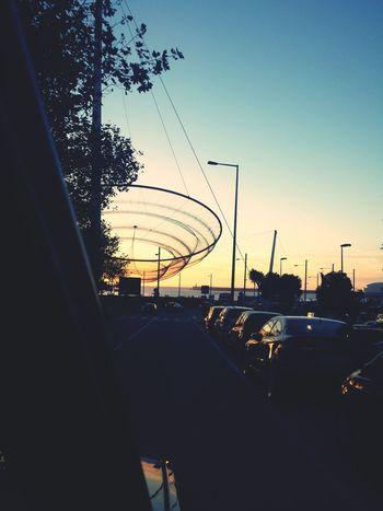 Matosinhos Anemona Sunset