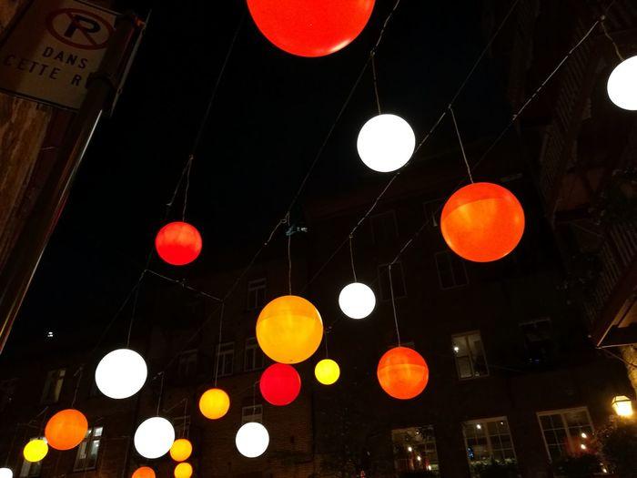 Lights Colours