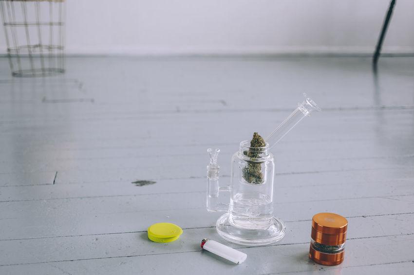 420 Bong Cannabis Close-up Day Grinder Indoors  Lighter Marijuana Marijuana Plant Moody No People Plant Product Smoking Trey Weed