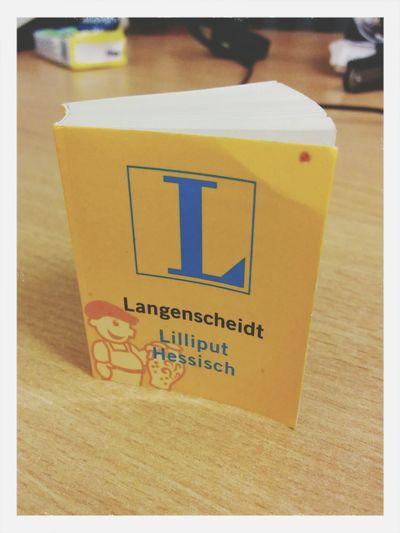 Langenscheidt Lilliput - Hessisch