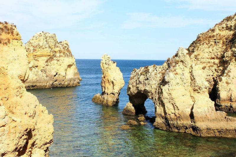 Algarve Life Is A Beach Portugal Lifeisabeach Nature Nature_collection Summer Sea Taking Photos Pleasure