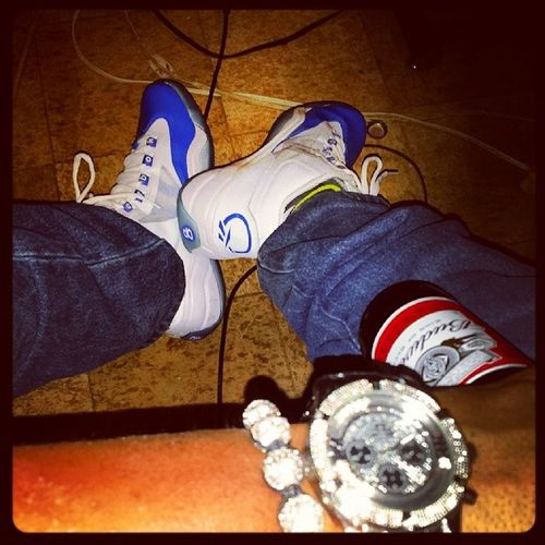 Pissed off losing money! Stupid cabs! Reebok Iverson Question Shoegame kickgame kicksaustralia sickkicks smiths_kicks