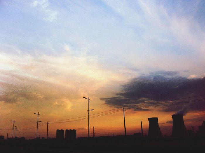China lnner mongolia sky Hello World First Eyeem Photo
