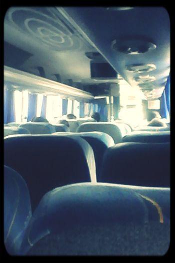 Comodo viaje.