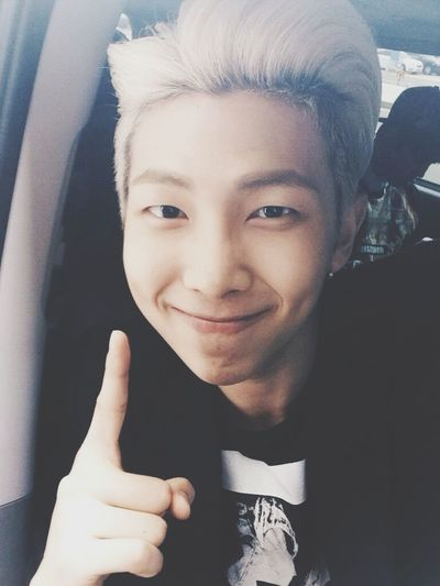 Rapmonster BTS Kpop 1year