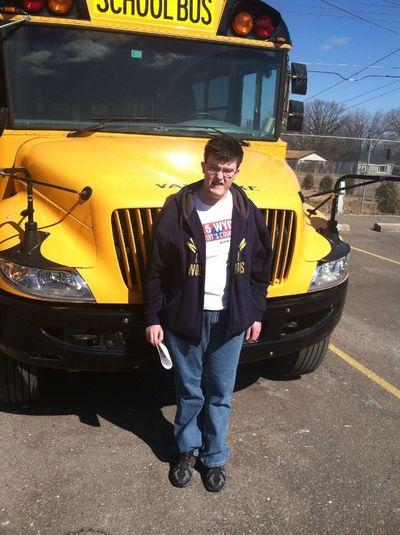 Tour Of A Bus Garage