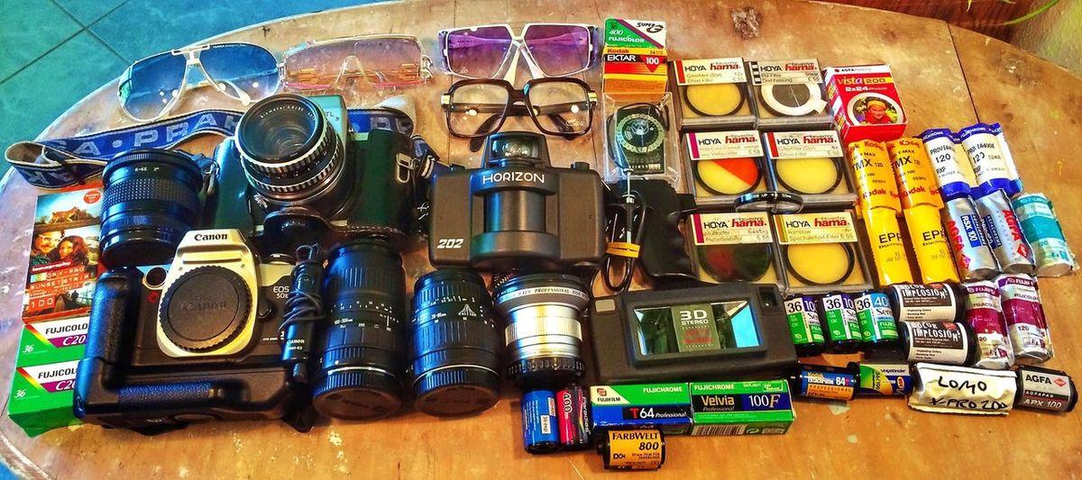 Pentacon Six Taking Photos Analogue Photography Film Photography