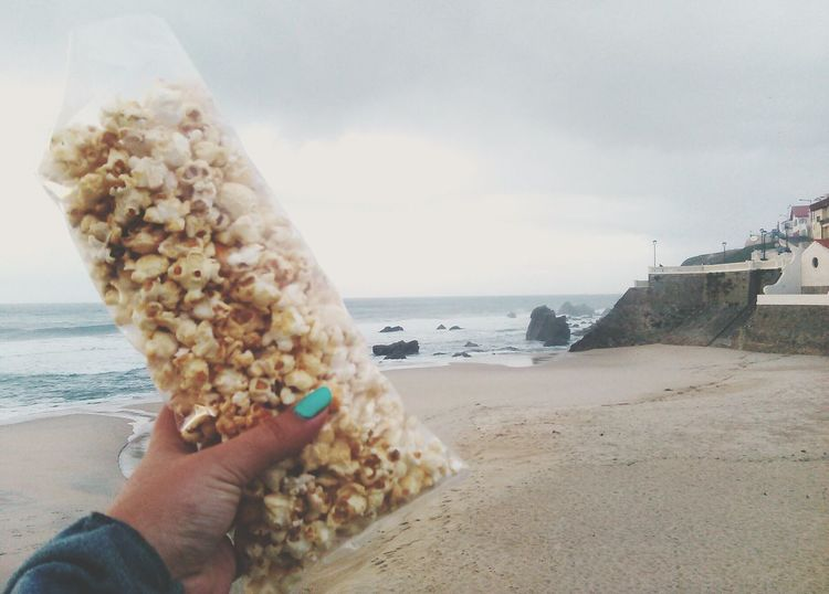 Enjoying Life Beachphotography Sky And Sea Photography