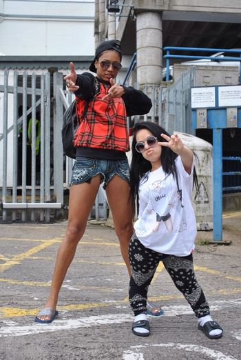 Backing dancers for Miley Cyrus, Streamzoo Streamzoofamily TheVille Streetphotography