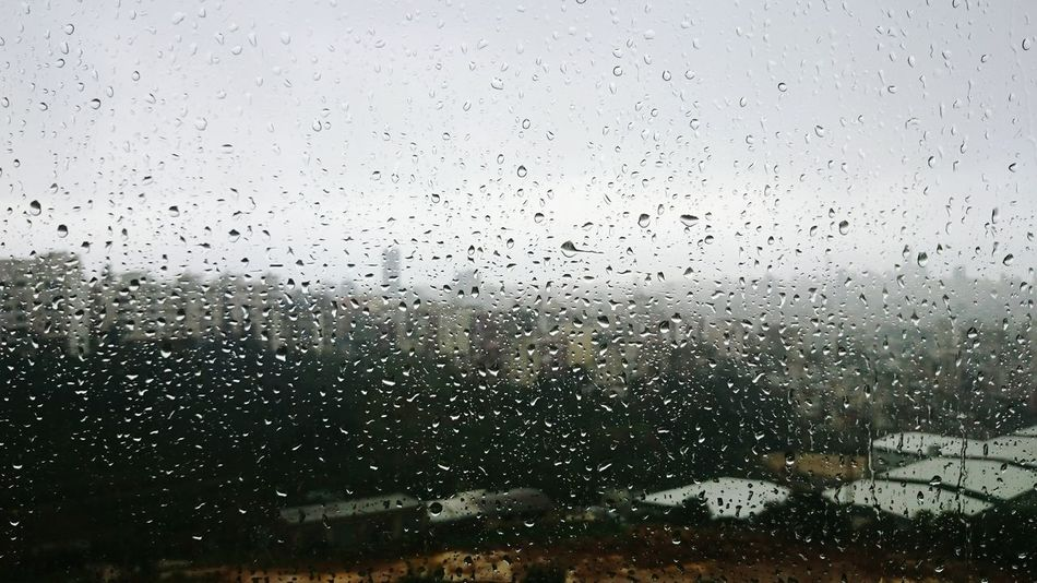 Winter Rain Cold Days The View From My Window Xena Storm Lebanon