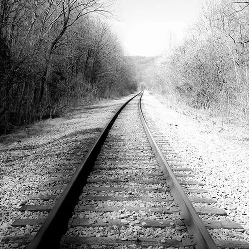 Hotsprings Hotspringsnc Hotspringresortandspa Hotspringscampground Train Tracks Blackandwhite Photography Blackandwhitephoto Blackandwhite