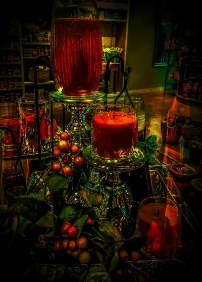 At the Crossgates Mall. Couldn't pass this by. Hdr Edit Hdr_gallery Eye4photography  Candles Candle Light Check This Out Holidays Fall Enjoying the day.!!