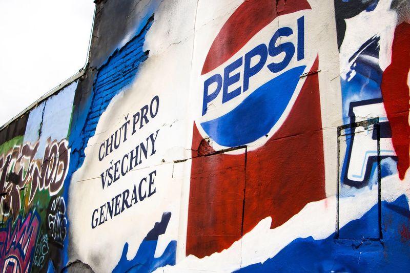 PEPSI Pepsi Grafitti