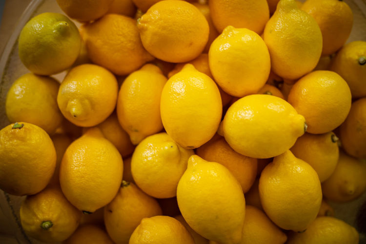 Yellow Food And