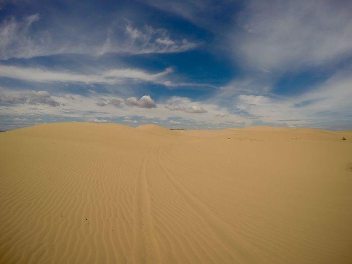Sand Land Sky