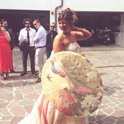Peoplephotography Wedding Bridedress Enjoying The Sun Teambride