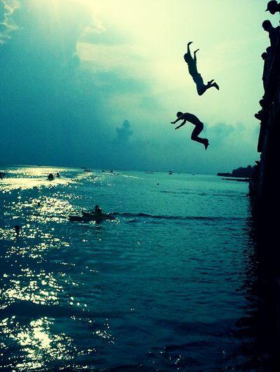 Capturing Freedom I am free