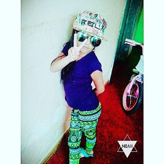Mi sobrina♥