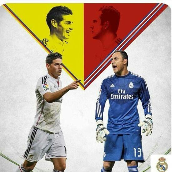 :3 can't waite to see James in next match Jamesrodriguez Realmadrid Copa America Cest Soccer Friendly Match Colombia Costa Rica