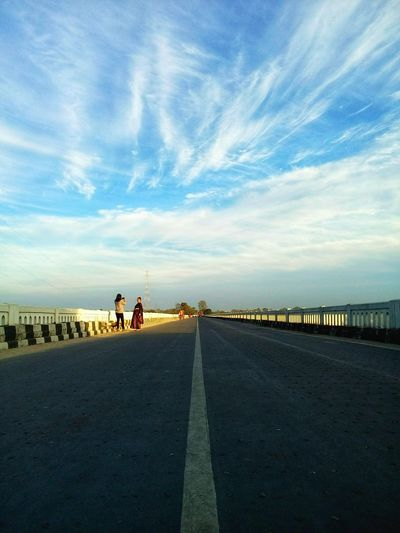 A popular picnic spot in northeast India, the Subansiri river bridge. It was the first day of 2018 and one could not hope for a more beautiful weather. India Indiapictures India_clicks Bridge - Man Made Structure Bridge Northeastindia Architecture Architecture_collection Sky Cloud - Sky Blue Sky People Road River Bridge Assam, India Nature Nature_collection Beauty In Nature Minimalist Architecture Minimalism Sky Outdoors Cloud - Sky Road Day Only Men People Blue Nature The Graphic City EyeEmNewHere Mobility In Mega Cities Colour Your Horizn