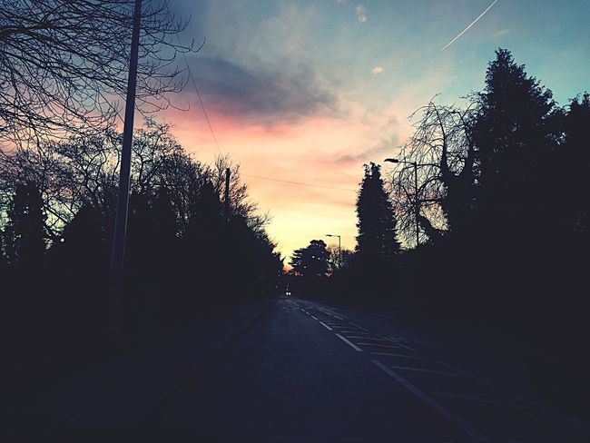 A New Day London NewToEyeEm England Beautiful Sunrise Sun Newday