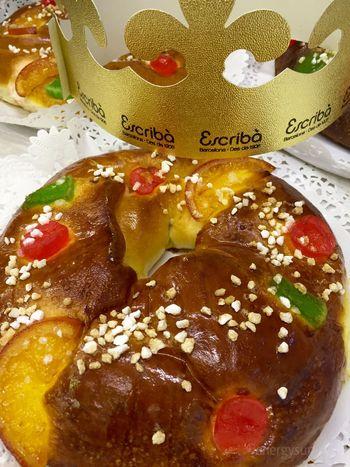 TorteldeReyes EscribaBarcelona ChristianEscribá Crown King Delicious Pastry Pastryporn Pastrychef Pasteleria EnergySupportBcn Dia De Reyes 👑 @escriba1906 @escriba_academy @patschmidtcakes @poletescriba @xdimarco @olgadepalma @eucasademunt Como manda la tradición hay que ir a comprar el tortel de nata y crema cremada, y desayunar un buen chocolate / suizo en una fecha tan señalada 👑👑👑 🌠🐫🐫🐫🎁🍭👭 Dulce día de Reyes Magos para Dos reinas y el Rey 😄😄 #tortelldereis #torteldereyes #escribabarcelona #christianescriba #poletescriba #fantasiabyescriba #roscóndereis2016 #escriba1906 #Impresiónante @escriba1906 #chocolate #xocolatada #suizo con #tortel #tortell #insuperable #desayuno #breakfast La máquina de #escriba #xaviermarco tan emblemático como la #pastelería 😊#pastisseria 👍🏻, junto a todo el equipo que hay detrás #CONGRATS a todos por endulzarnos a todos!! Mira las fotos en: https://www.swarmapp.com/c/7BhNKhq2qks Escribà Gran Via de les Corts Catalanes, 546 08011 Barcelona 📞 +34 934 547 535 escriba.es #reyesmagos #tortel #tortell #reismags #roscon #delicatessen #fantasia #dulce #tradicion #tradicio #obrador #FelicesReyesMagos #enero2016 #prescriptores #Posted by @energysupport 📷 Photo Credit: #energysupportbcn #Barcelona #Catalonia #Spain #Europe #gracies #gracias #thankyou Nyamnyam