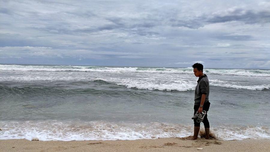 Breathing Space Sea Beach Rechargedmyself Vitaminseaindonesia