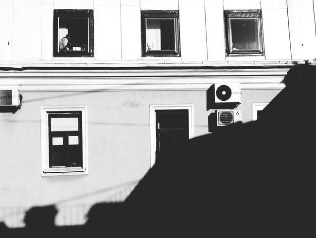 Shadow Blackandwhite Contrast