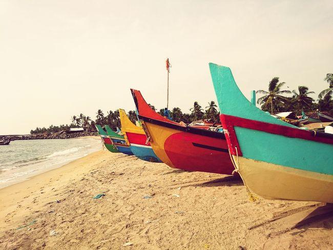 Boats Fishing Boat Sea_collection Seashore Beaches Beach Day Uraban