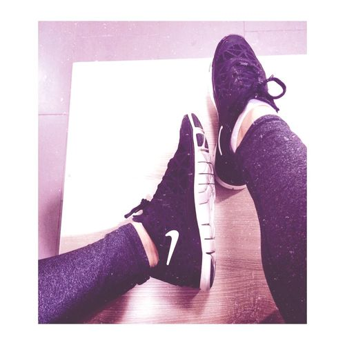 Body & Fitness Work Out #nike